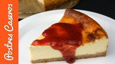 Tarta de queso cremosa solo para viciosos | Javier Romero