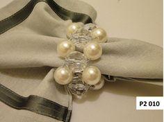 Anéis para guardanapos - peças especiais - Boutique da Mesa