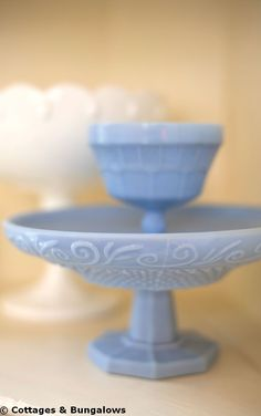 Collectibles Spotlight: Milk Glass