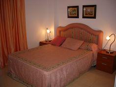 Marina d'Or Apartamentos - Dormitorio principal Apartments, Yurts, Master Bedroom