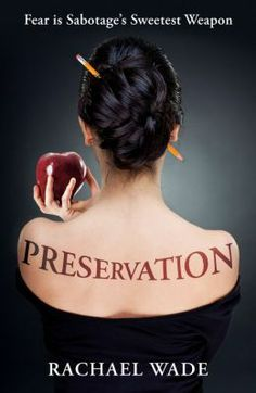 Preservation (Preservation, #1) [NOOK Book] by Rachael Wade