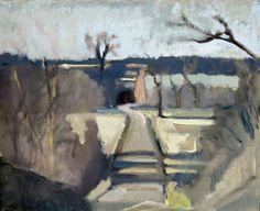 Country Road by Douglas Keller