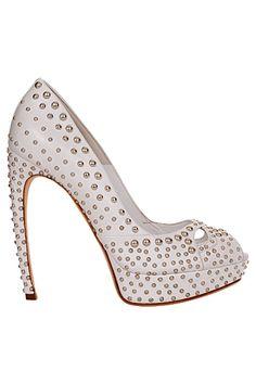 Alexander McQueen - Shoes - 2013 Pre-Spring