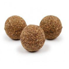 😽😽 Votre Chat est amateur d'herbe à chat (catnip) ? Vous avez l'habitude d'en mettre régulièrement sur ses affaires (jouet, arbre à chat, coussin...) pour les rendre attractifs ? 😽😽  Découvrez les Balles d'Herbe à chat, un jouet plus qu'irrésistible !!!!  => pour découvrir : https://www.lesamisdeceline.fr/…/3682-balle-herbe-a-chat-ca…  #lesamisdeceline #catnip #ballecatnip #attractifchat #cataire #herbeàchat