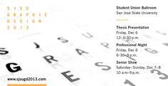 senior portfolio night invitations - Google Search