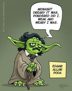 Edgar Allan Poda!