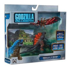 Godzilla King of the Monsters Jakks 7 - Bleeding Cool News And Rumors Godzilla Figures, Godzilla Toys, Jurassic World Indominus Rex, King Kong Vs Godzilla, Spiderman Action Figure, Monster Pictures, Cool Toys, Awesome Toys, Pokemon
