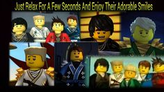 This is for you Ninjago Fans who are out there!