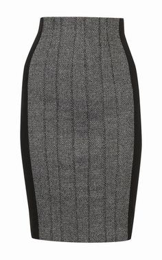 Karen Millen Feminine Texture Tailoring Skirt Product details: * Fitted colour block tweed skirt with trompe l oeil seaming. * Material :16% Polyester,17% Polyamide,2% Elastane,24% Viscose,41% Wool * Color : Show as pictures  Free shipping and fast delivery to all over the world. Professional design and sales glamorous, outstanding and feminine designer karen millen dress - satin dress,lace dress and cocktail dress.
