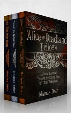 Alice in Deadland: The Complete Trilogy