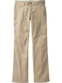 banana republic khakis- tan