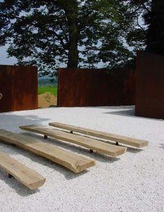 103 Bilder und Ideen für moderne Landschafts- und Gartengestaltung