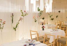 The restaurant Nacrée by Kengo Kuma in Japan / Il ristorante Nacrée di Kengo Kuma in Giappone