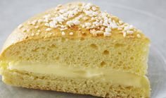 Tarte Tropezienne : Bake with Anna Olson : The Home Channel