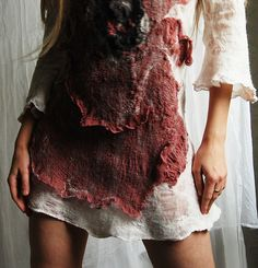 Nuno felt dress - Just Viltelli | Flickr - Fotosharing!