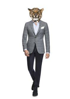 Mehr zu sehen auf www.massnahme.de Sakko Jacket Chino Casual Mode Herrenmode