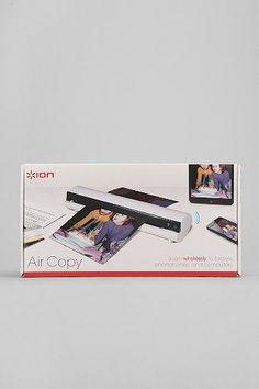 Air Copy Wireless Photo Scanner