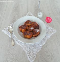 My Culinary Curriculum: Pain perdu à la chicorée (French toast with chicor...