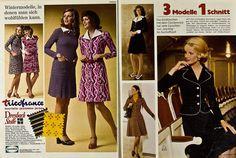 Burda Moden 11.1972 in Libros, revistas y cómics, Revistas, Moda y estilo de vida   eBay
