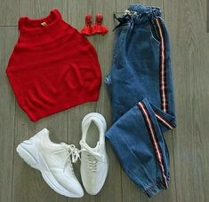 Teen fashion outfits - Fault of Fame – Teen fashion outfits Teen Fashion Outfits, Swag Outfits, Mode Outfits, Retro Outfits, Cute Fashion, Outfits For Teens, Preteen Fashion, Fashion Fashion, Girl Outfits