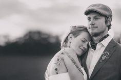 DIY Farm Wedding & the Wedding Photographer who Captured the Milky Way: Shirley & Waz