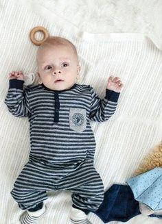 Kaufe meinen Artikel bei #Mamikreisel http://www.mamikreisel.de/kleidung-fur-madchen/strampler/35618241-name-it-baby-boys-strampler-jumper-onesie