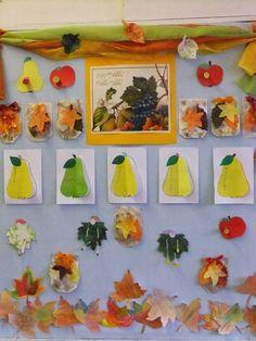 őszi faliújság