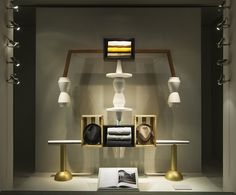 Designer Fotis Evans' conceptual store windows for Hermès, New York | Fashion | Wallpaper* Magazine