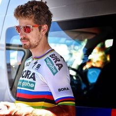 3rd place for Peter Sagan after Stage 1 of the @tourdownunder | photo credit @kirstybaxter79
