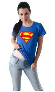 Camiseta Superman - Camisetas Personalizadas, Engraçadas e Criativas