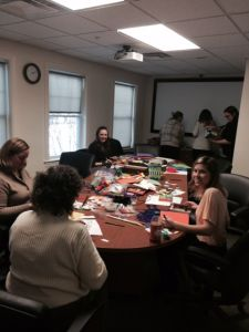 Making Children's Literacy Kits – A New Project Underway by GMUW