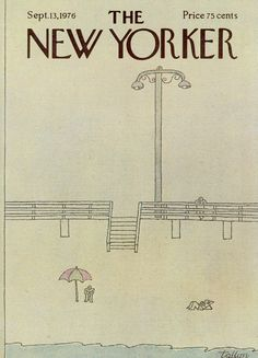 The New Yorker - Monday, September 13, 1976 - Issue # 2691 - Vol. 52 - N° 30 - Cover by : Saul Steinberg
