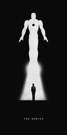 Superheroes - Past/Present Series by Khoa Ho - IronMan
