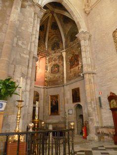 Sevilla. Iglesia de Santa Ana.