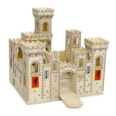 You'll love the Folding Medieval Castle at Wayfair - Great Deals on all Toys  products with Free Shipping on most stuff, even the big stuff.