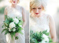 photo by: frolic storytelling Wedding pics Botanical Wedding Theme, Fern Wedding, Wedding Pics, Floral Wedding, Wedding Blog, Wedding Flowers, Dream Wedding, Wedding Stuff, Green Wedding Dresses