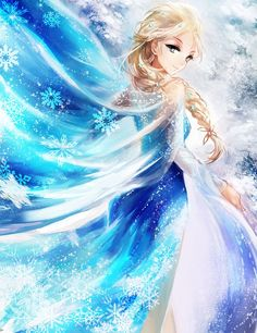 Anime picture frozen (disney) disney elsa (frozen) long hair single tall image looking at viewer highres blue eyes blonde hair fringe smile standing braid (braids) looking back snow single braid side braid girl 327522 en Frozen Disney, Walt Disney, Elsa Frozen, Disney Magic, Disney Art, Disney Movies, Disney Characters, Frozen Anime, Disney Crossovers
