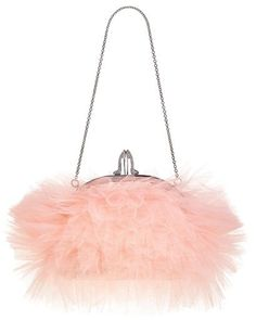 pink purse christian louboutin---very faire frou frou! I totally luv it! Fashion Sale, Look Fashion, Teen Fashion, Fashion Design, Christian Louboutin Shoes Sale, Mode Rose, Curvy Petite Fashion, Frou Frou, Everything Pink