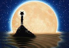 Disney pixar, la luna