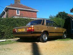 Ford Mk5 Cortina