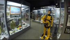Military memorabilia ranging from Colonial Times to the Space Age all finds a home under one roof in Groveport.