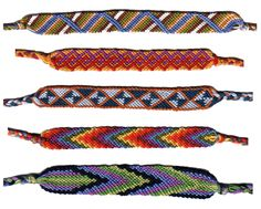 friendship bracelets - Google zoeken