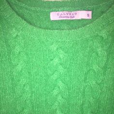 Calypso st Barth sweater Beautiful cashmere sweater - in amazing condition. Make an offer Calypso St. Barth Sweaters