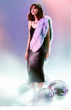 Urban Outfitters Spotlights 70s Party Style with Mystic Disco Shoot