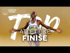 TOP: 8 atletických finišů 🏁 - YouTube Great Britain, Sport, Youtube, Movie Posters, Movies, Tops, Deporte, Films, Sports
