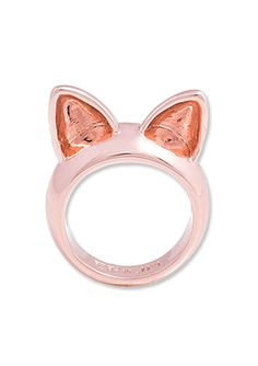 Erin Fetherston For JewelMint: Shop the Collection - Kitty's Ring from #InStyle