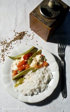 Ema Datshi – Bhutanes cheese and chilli food