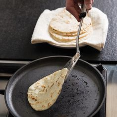 Gluten Free Flour Tortillas from GFOAS Bakes Bread - Gluten-Free on a Shoestring