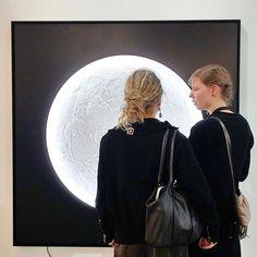 """Zilvinas Kempinas """"Illuminator XXV"""", Galerija Vartai - Main Section 2015"""