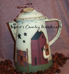 Marie's Country Woodcrafts